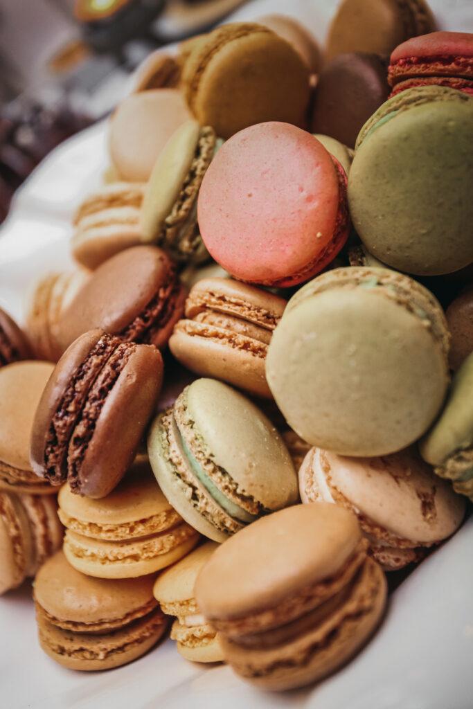 macarons dessert mariage