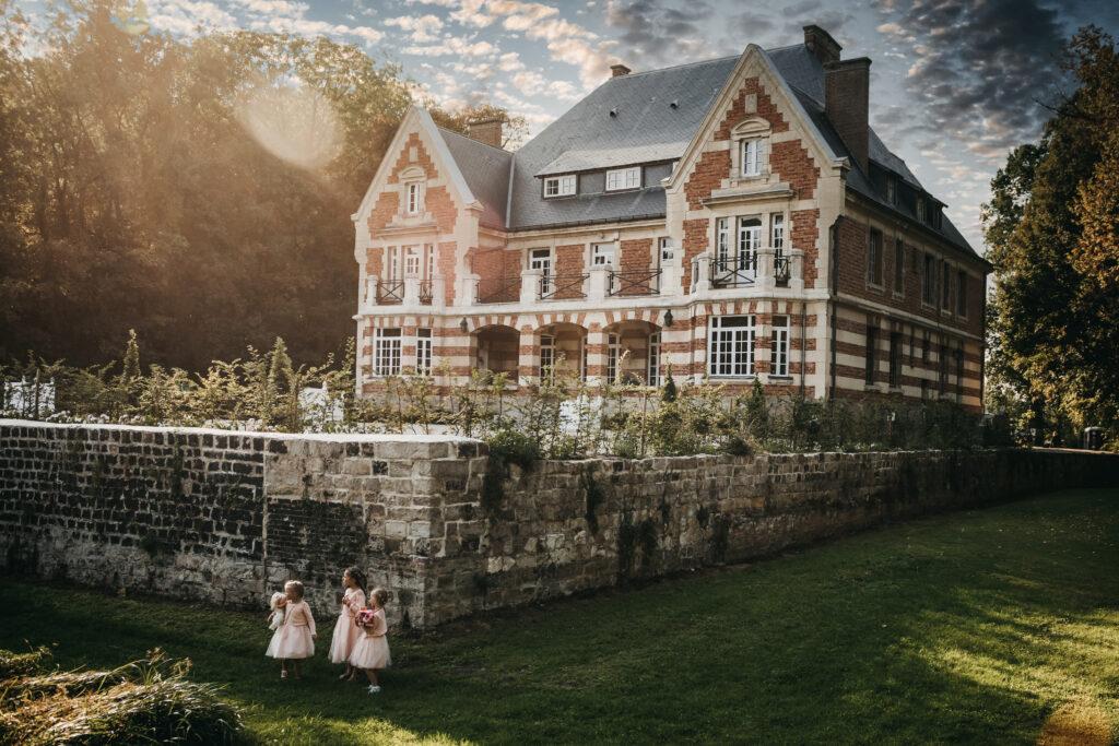 château de mariage