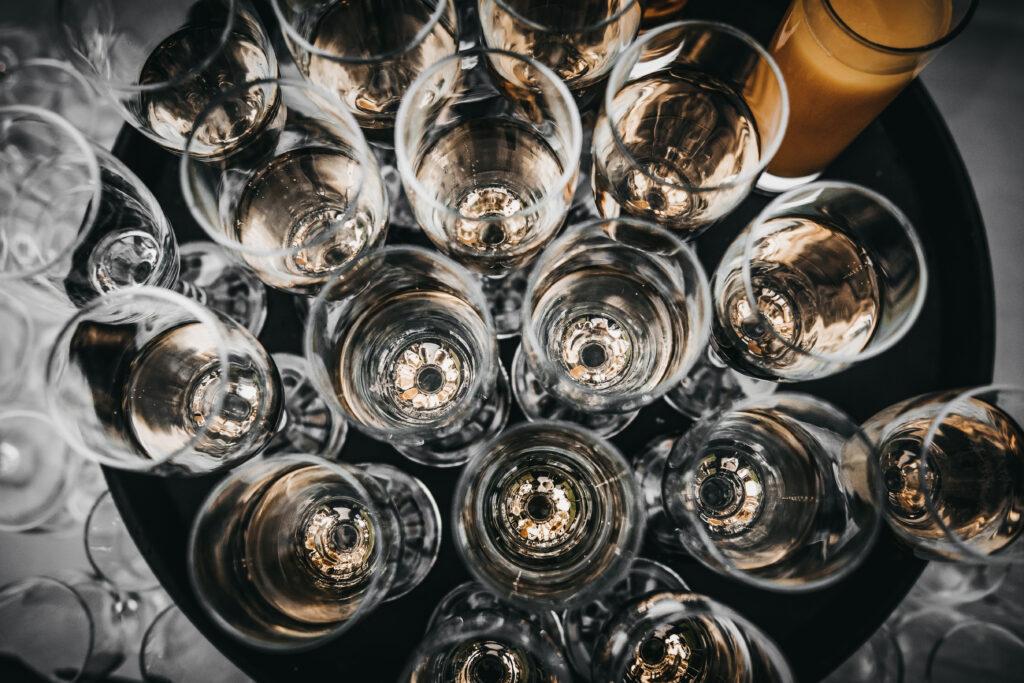 coupe de champagne mariage