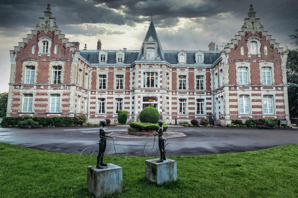 Château de Tilques - château de réception Saint omer